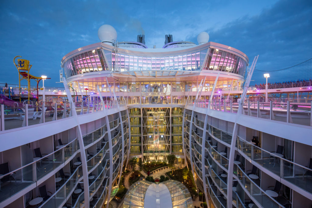 Royal Caribbean Cruises Ltd. Bilder