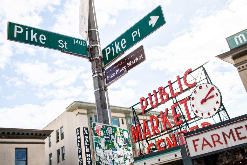 Visit Seattle Bilder