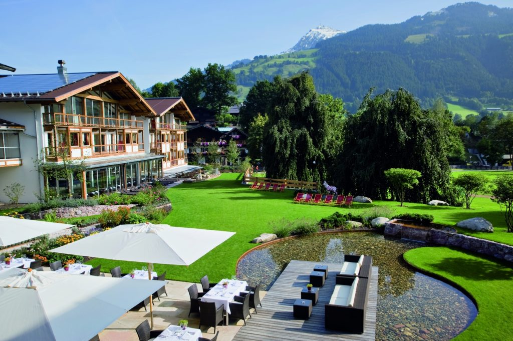 Hotel Kitzhof Mountain Design Resort Bilder