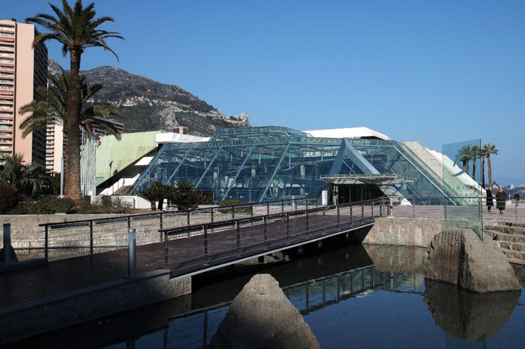 Monaco Government Tourist Bureau Bilder
