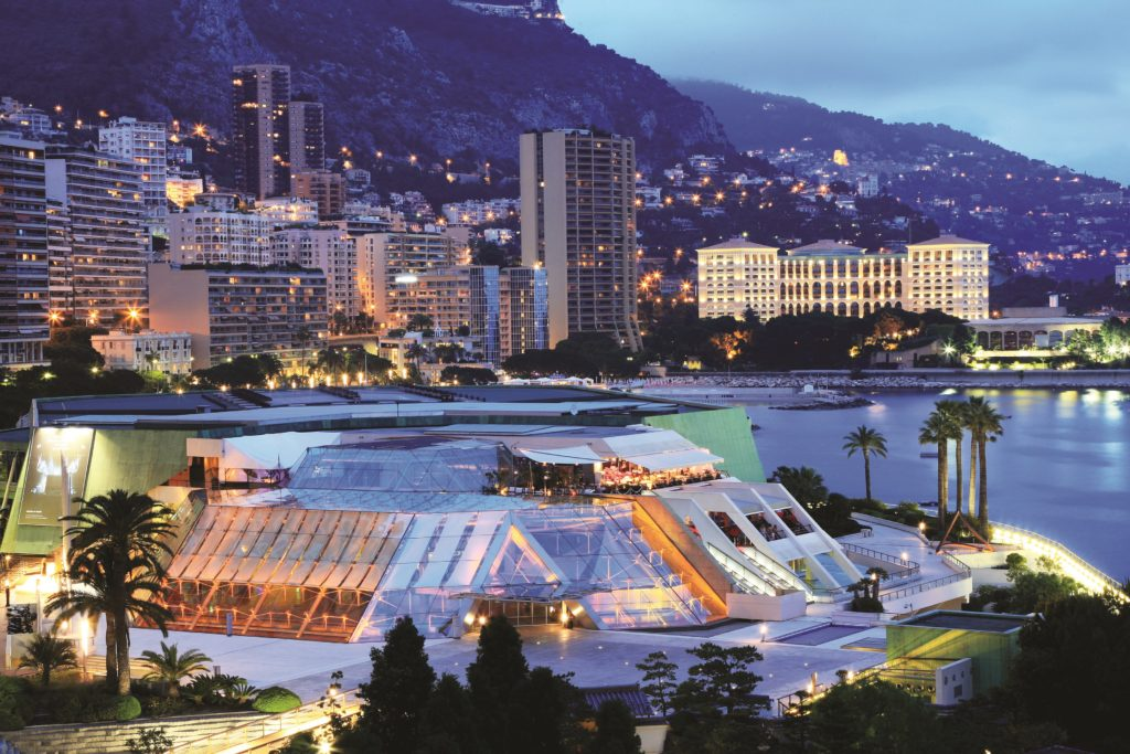 Monaco government tourist bureau u lmg management