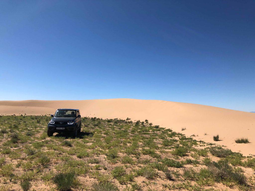 Escape to Mongolia Bilder