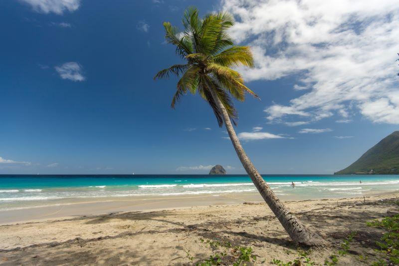 Martinique_Le Diamant 2_Copyright Comité Martiniquais du Tourisme