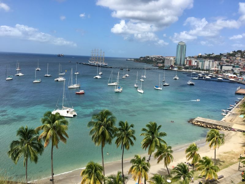 Martinique_Strand von Fort-de-France_Copyright Lisa Reinshagen