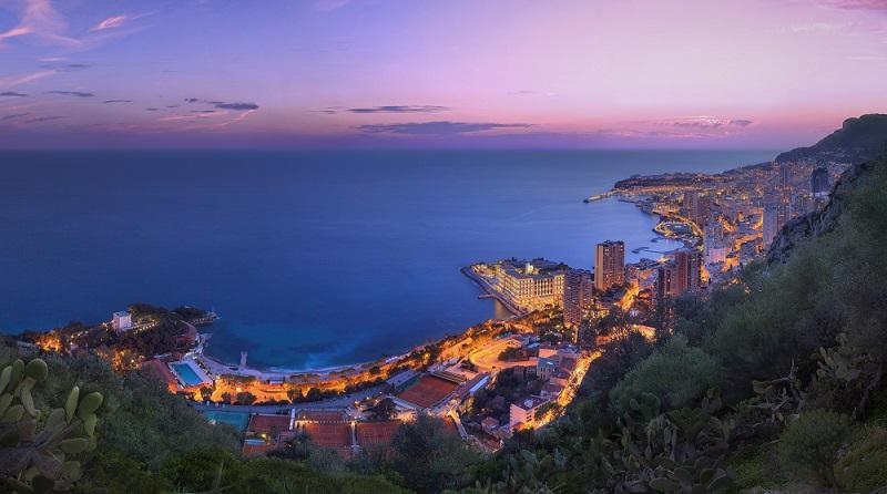 Blick auf das multikulturelle Monaco © Crevision