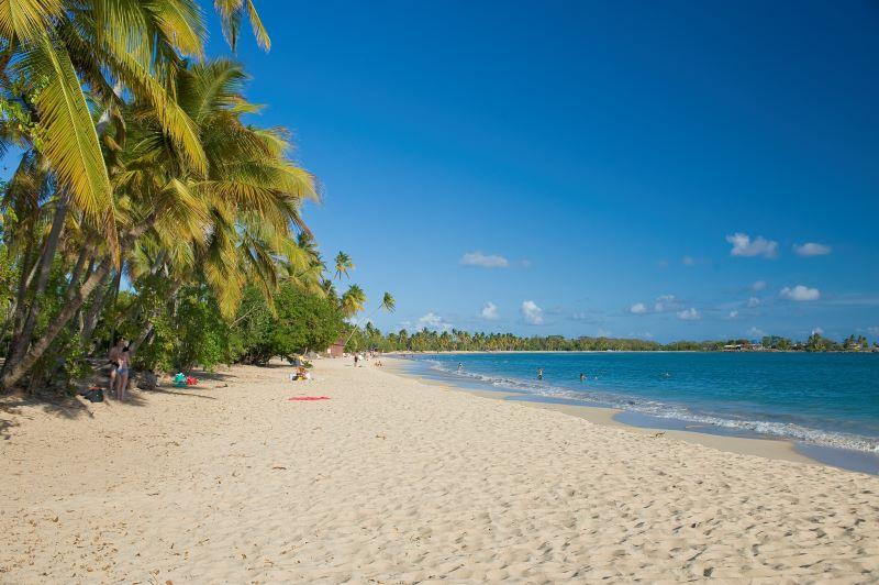 Plage des Salines Martinique_Copyright CMT-Luc Olivier