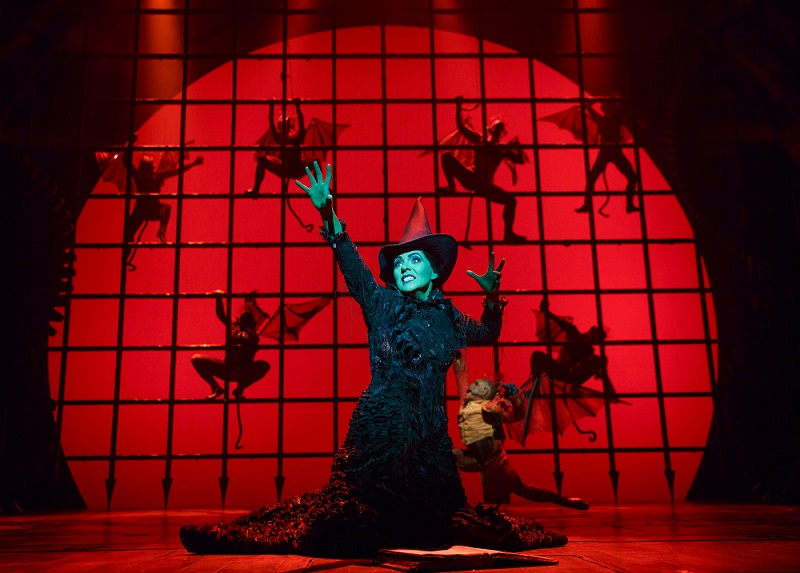 Die Broadway Show Wicked © Joan Marcus, 2015