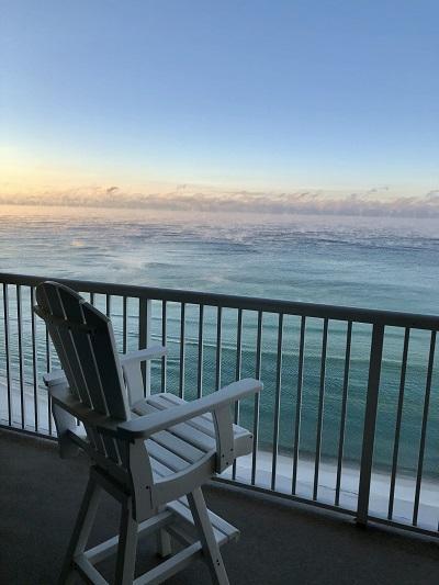 Place to Stay - Ausblick auf den Golf von Mexiko