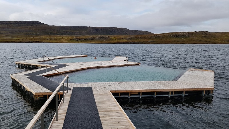 Vök Baths © Katla Travel