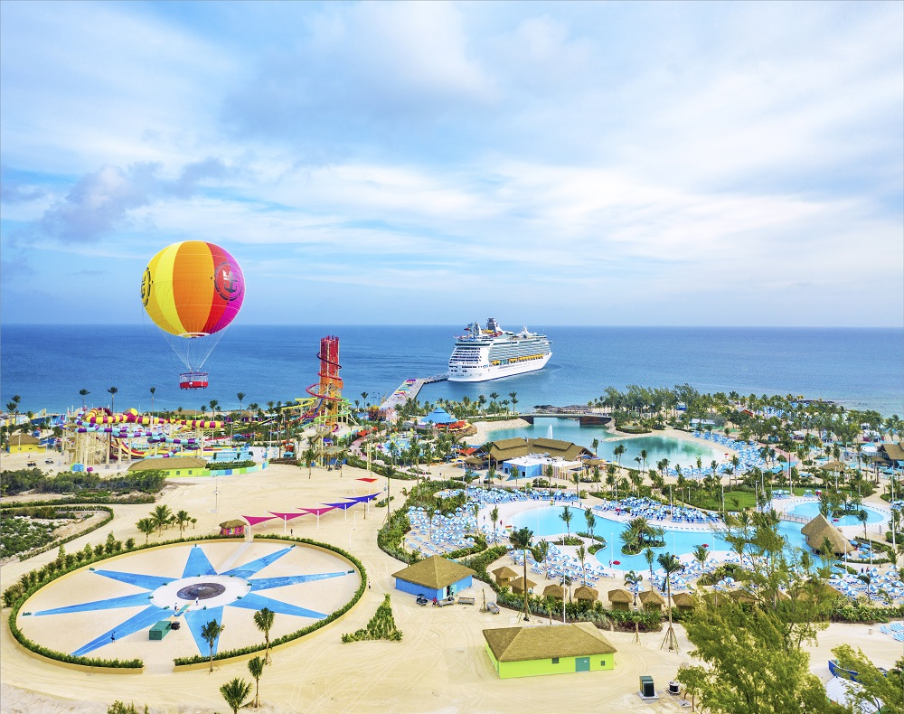 Royal Caribbean Group Bilder