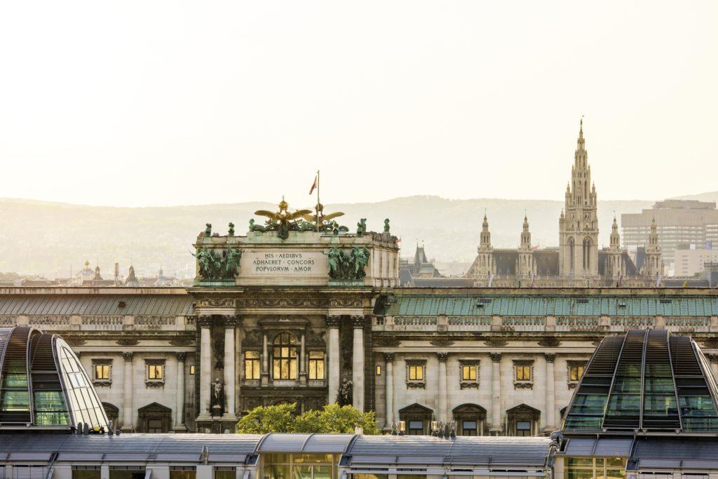 Vienna Convention Bureau Bildarchiv