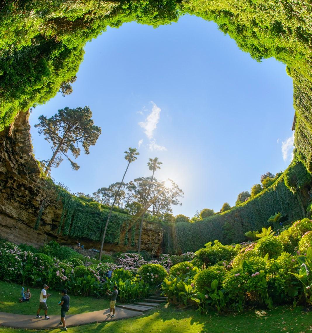 Die einstige vulkanische Landschaft der Limestone Coast in Südaustralien hat einigen der bekanntesten Naturwunder im Bundesstaat Platz gemacht.