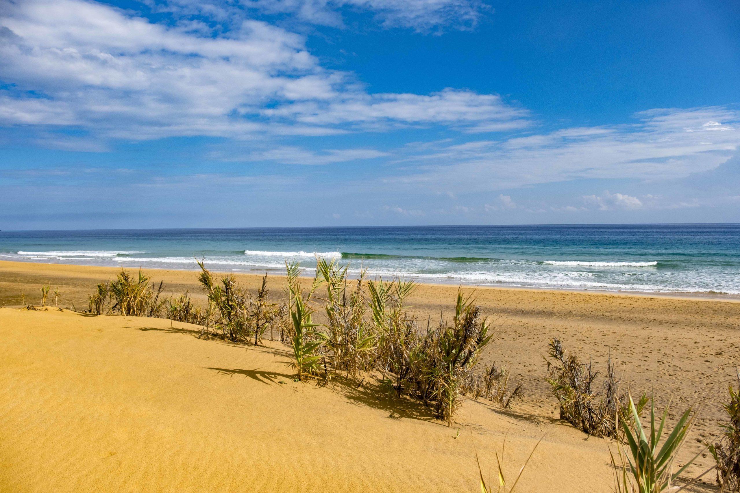 Schon seit vielen Jahren wird der kohlestoffhaltige Sand von Madeiras Schwesterinsel Porto Santo für die Behandlung von rheumatischen und orthopädischen Erkrankungen wie Arthritis oder Osteoporose benutzt
