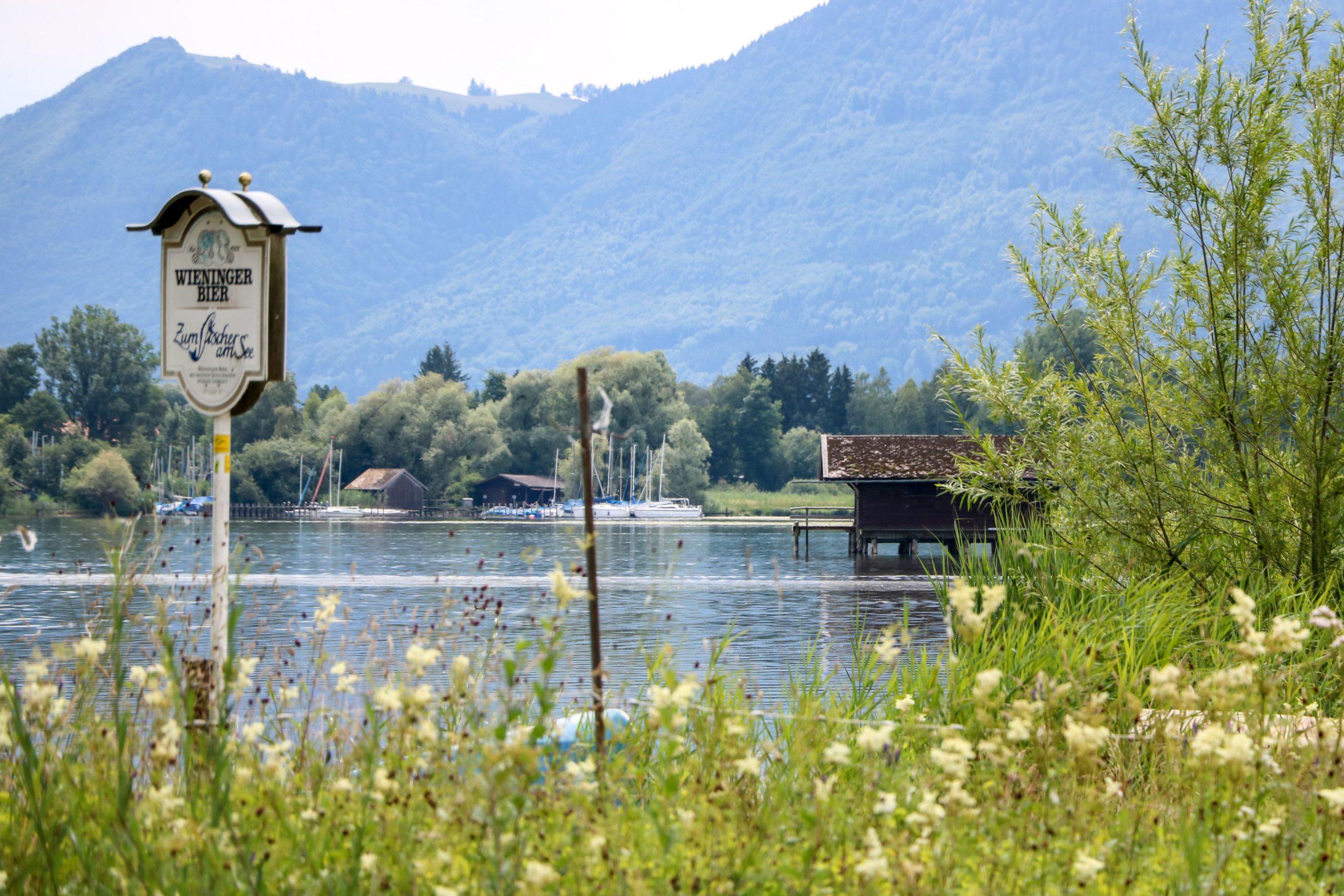 """Prien am Chiemsee ist bis heute der einzige """"Kneippkurort"""" in Oberbayern. Heilkräuter stellen eine der fünf Säulen des Kneipp-Gesundheitskonzeptes dar"""